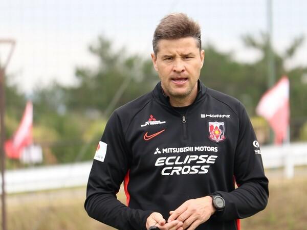 来日5年目となる21年シーズン、浦和の監督の座に着いたリカルド・ロドリゲス。日本での冒険の第2章が始まる