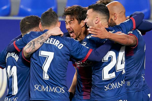 今後スペインでプレーする日本人選手が増えるかどうかは、岡崎らに懸かっている。日本人が勝利に貢献できることを証明したい