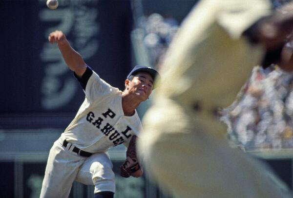 偉大な先輩、桑田から学んだのは制球力の大切さ。 独特の軌道を描くカーブの投げ方も教わったが、習得できなかったという