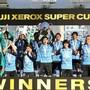 試合を決めたのは小林 悠!3-2で勝利を収めた川崎Fが2019年大会以来となる二度目の優勝【サマリー:FUJI XEROX SUPER CUP 2021】