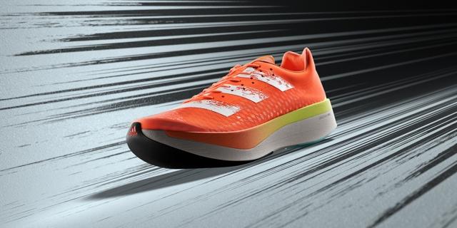 adidas(アディダス)から、「アディゼロ アディオス プロ」の新⾊が登場。3月1日より発売開始。