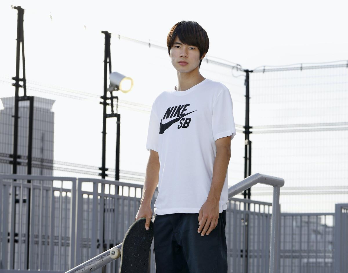 東京五輪のスケートボードで金メダル獲得が期待される堀米雄斗に、競技の魅力と普及への思いを聞いた
