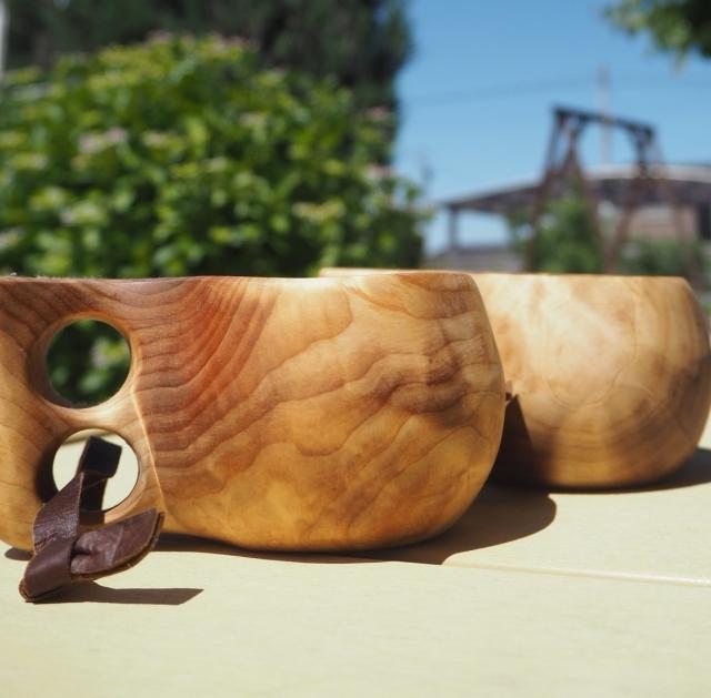 北欧発祥のおしゃれ木製マグカップ「ククサ」の基礎知識