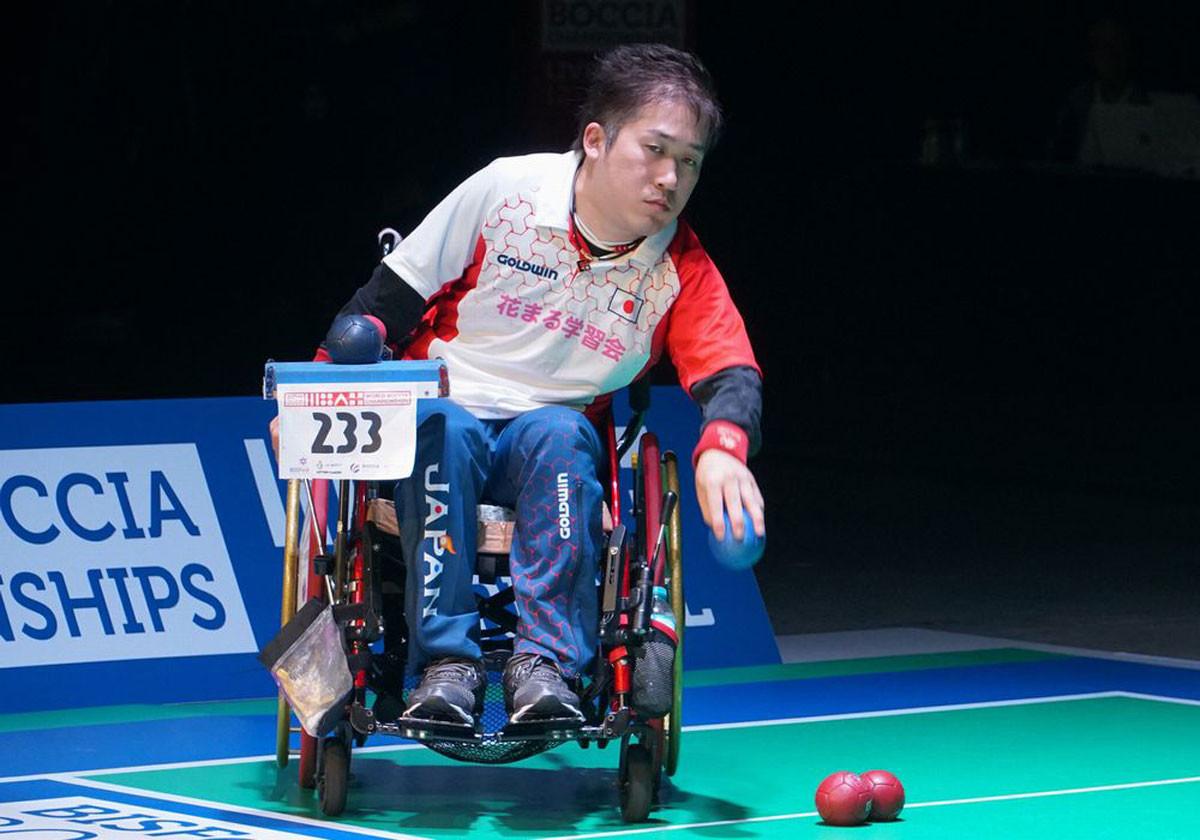パラリンピック4大会連続出場が内定している廣瀬隆喜に、競技の見どころといつも支えてくれるファンへの思いを聞いた