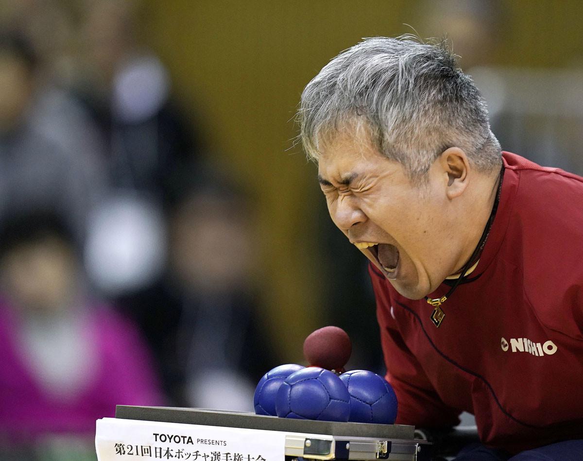 廣瀬の代名詞となっている「雄たけび」。プレー中の感情の高ぶりの表現とのことだが、その姿をぜひ東京パラリンピックの舞台で見たいものだ