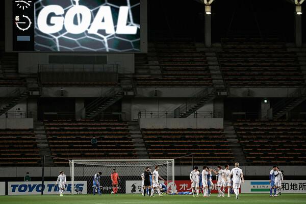 韓国との親善試合に快勝した日本代表は1年4カ月ぶりにW杯アジア2次予選を戦うこととなった