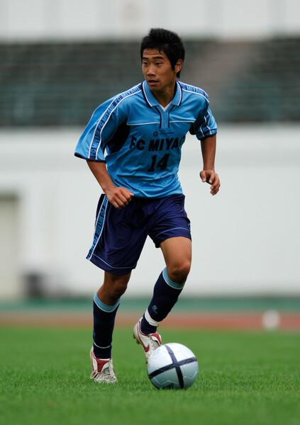 小学生の香川真司はFCみやぎでプレーすることを両親に涙ながらに懇願。子供ながらに強い決意を抱いていた
