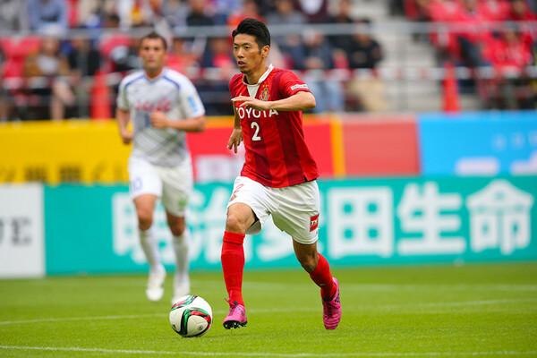 新卒として加入し、移籍したのちに復帰した竹内。名古屋を密着する筆者にとっても思い入れの強い選手だという