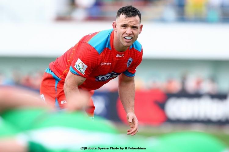 ニュージーランド代表48キャップのクロッティ選手