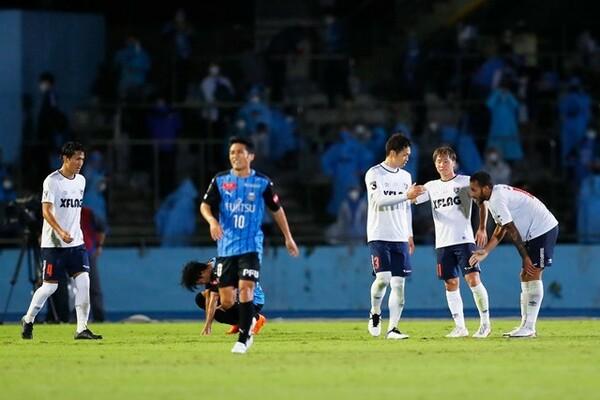 昨年のルヴァンカップ準決勝で対戦した両者。勝利した東京は、勢いそのままに優勝を果たした
