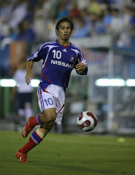 横浜FM入りしてしばらくは故障に悩まされた山瀬だが、07年にはシーズンを通してフル稼働。キャリア初の二桁得点(11)をマークした