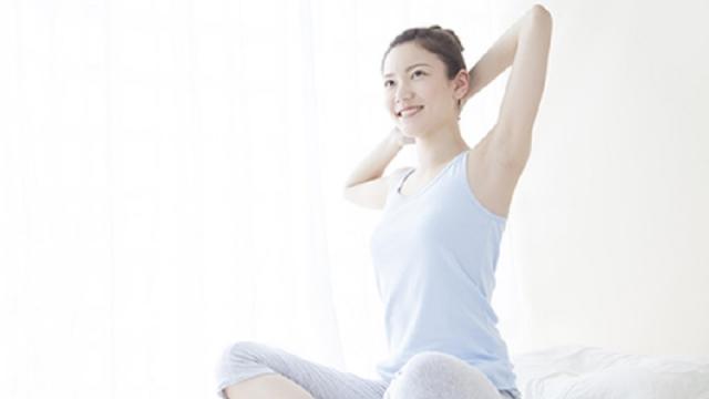 健康には姿勢が重要!ストレッチを始めよう