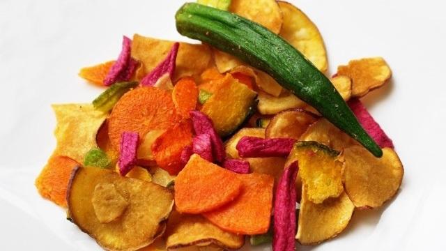 栄養とうまみが凝縮!干し野菜の秘密