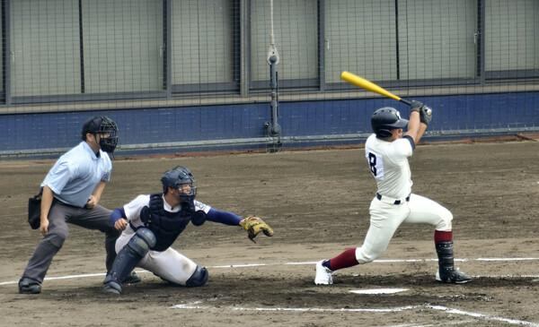 逸材揃いの大阪桐蔭にあって、4番に座り、主将も務める池田。守備力も高く、外野手としての総合力は一番というのが西尾氏の見立てだ