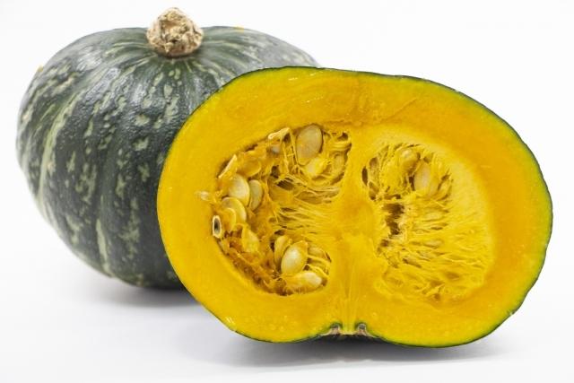 かぼちゃなど特定の野菜