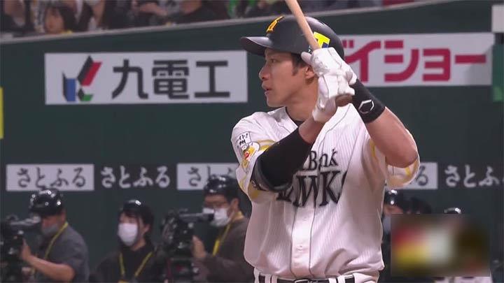 福岡ソフトバンクホークス・柳田悠岐選手
