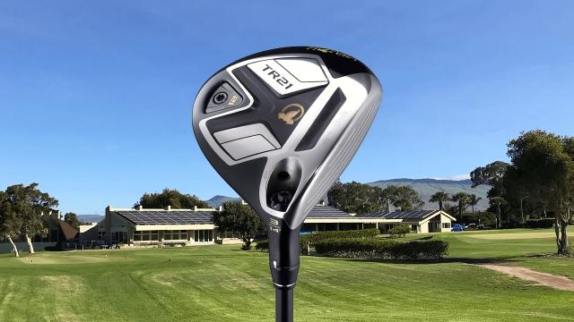 チタン素材ヘッドで強度があり軽い!本間ゴルフ「T//WORLD TR21 チタンフェアウェイウッド」