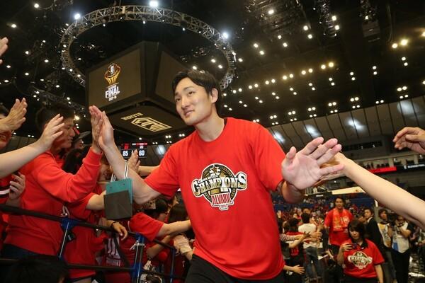 初のリーグ制覇に導いた田中大貴はCSでの厳しい戦いを通して真のエースに成長
