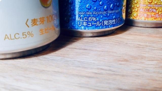 アルコール含有量のグラム表示 表現を替えた注意喚起の効果に期待