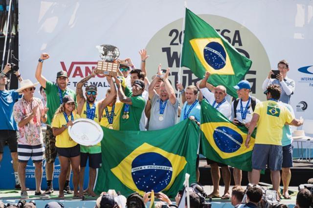 今年もチームブラジルは最強の布陣