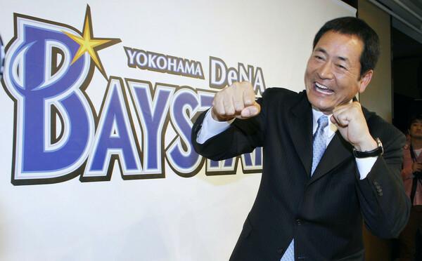2011年12月9日、横浜DeNAベイスターズの初代監督に就任した中畑清