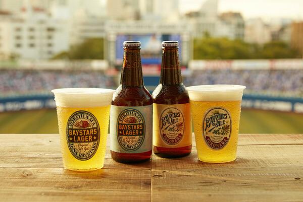 球団球場一体化によって球団が主導できる形になったため、飲食改革第一弾として球界初のオリジナル醸造ビールの販売に着手していた