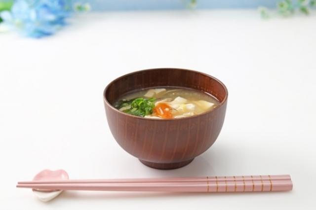満腹ダイエット!?日本の伝統食「味噌汁」で美と健康を手に入れる