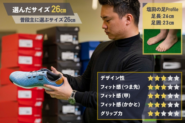 ミズノ「ネクスライト008」GDO塩田の評価