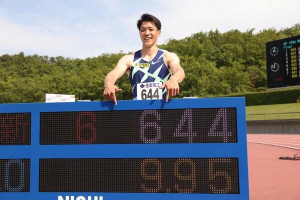 今季日本新記録を打ち立てた山縣を筆頭に、男子100メートルは激戦が予想される