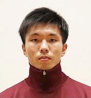 競走部主将・森戸信陽(スポーツ科学部4年)
