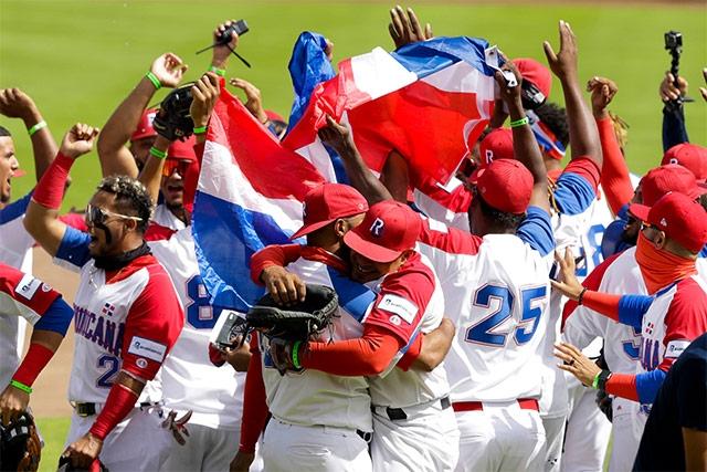 世界最終予選を制し最後の1枠を掴んだドミニカ共和国