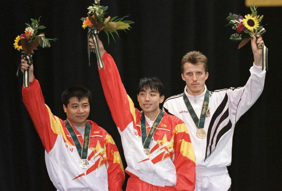 アトランタ五輪では中国が男女のシングルス、ダブルスでともに金メダルを獲得。ここから中国1強の時代へ突入することとなる