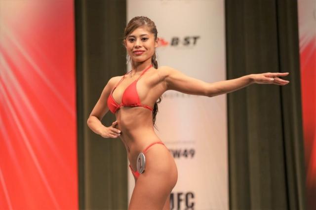 「楽しむ」裏には積み重ねた努力あり。家吉里実が千葉大会を制す【Super Body Contest CHIBA08】