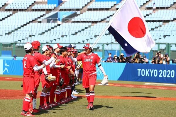 東京五輪ソフトボールのテレビ中継で福島の球場に訪れた藤川氏が感じた自国開催のメリットとは?