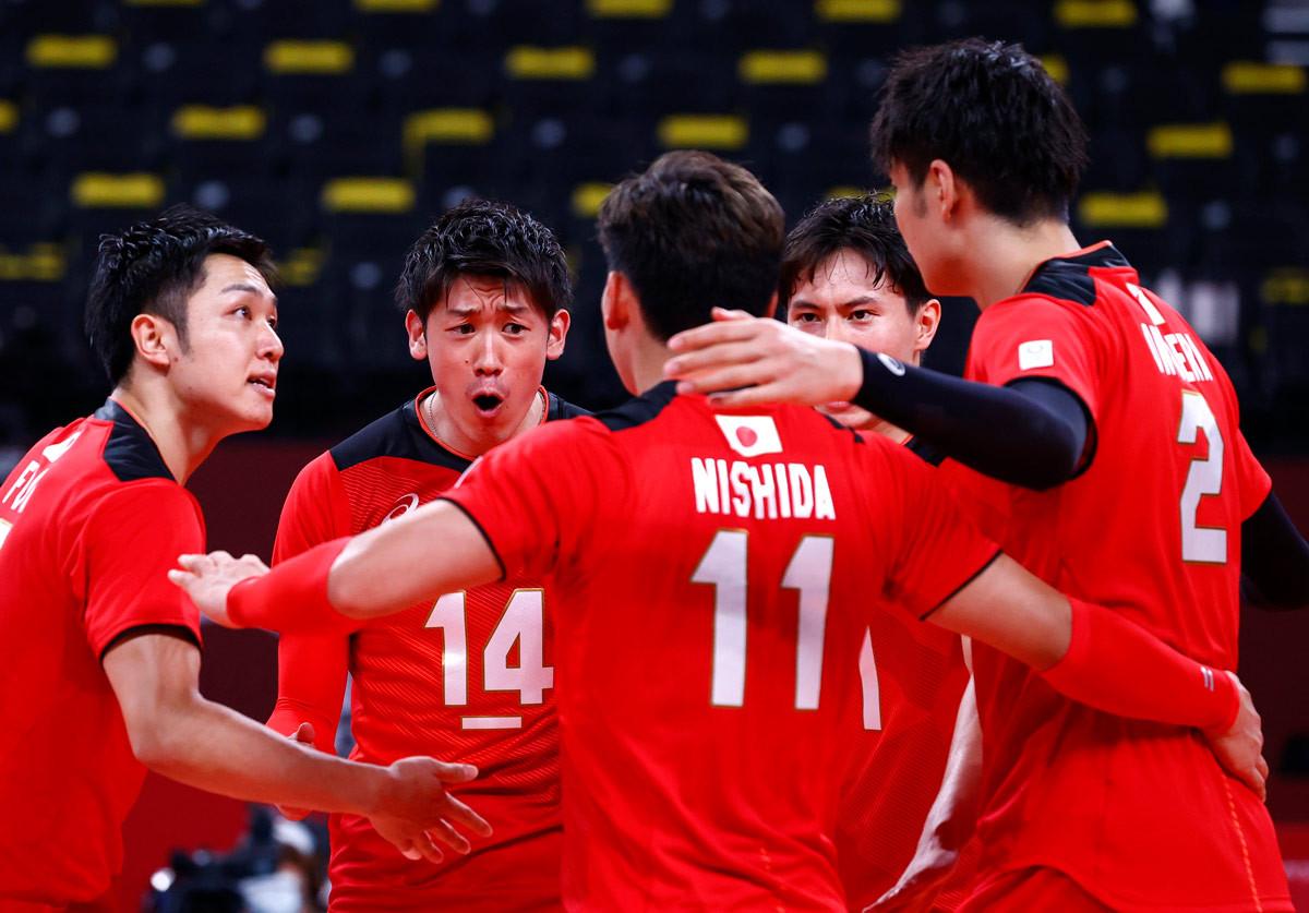 3試合を終えて日本は勝ち点6でプールAの2位。予選ラウンド突破へあと一歩だ
