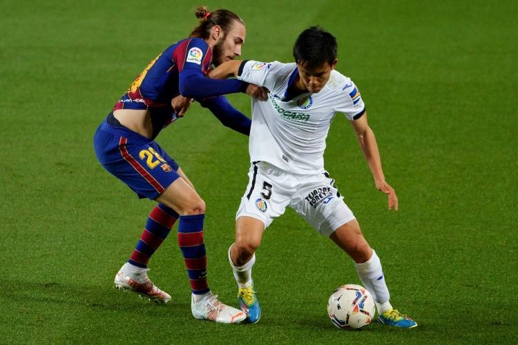 久保は予選リーグで3試合連続ゴールと大活躍。日本の首位突破に欠かせない役割を果たした