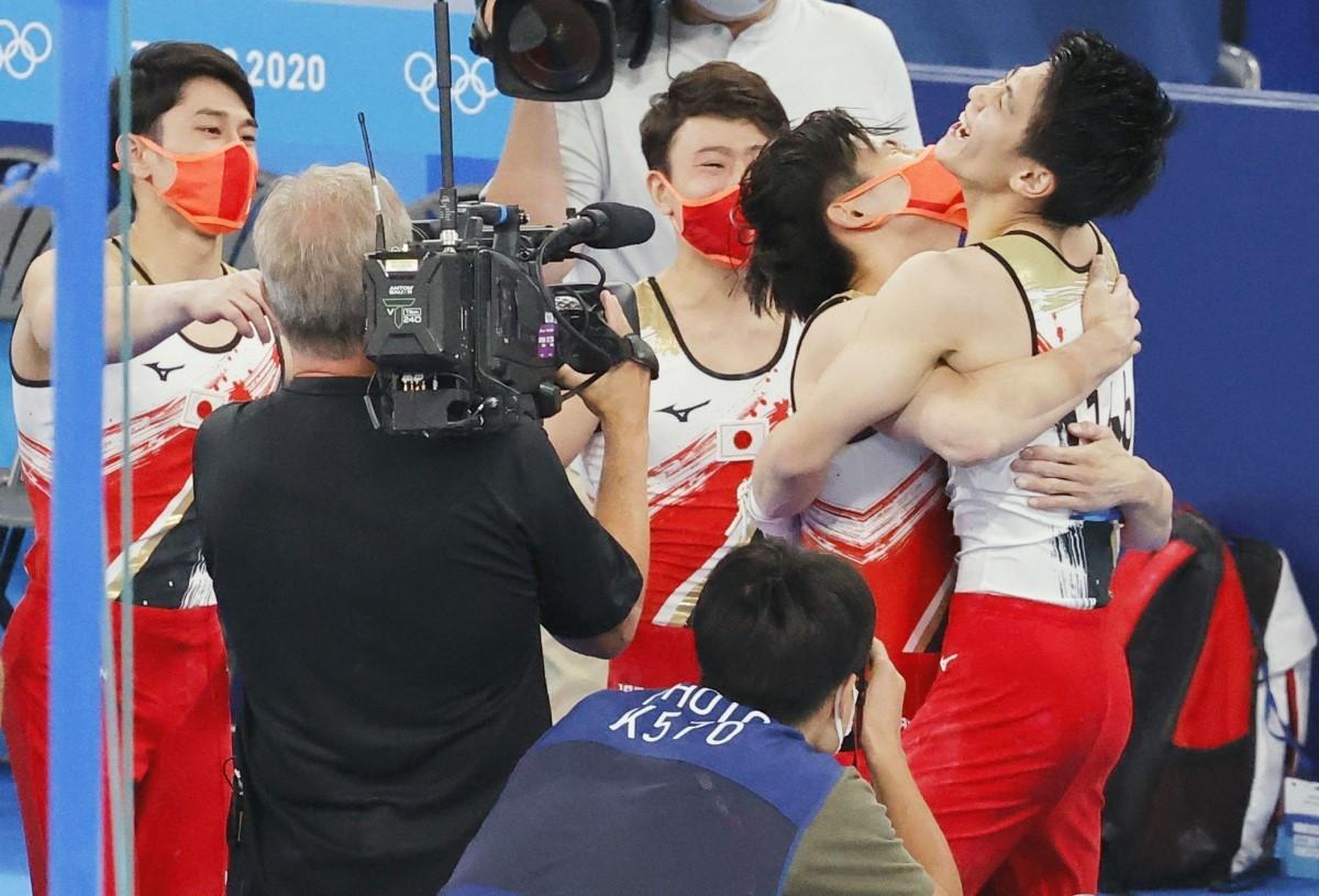 「6人の男子選手それぞれに課題や喜び、収穫があったのでは」と米田氏