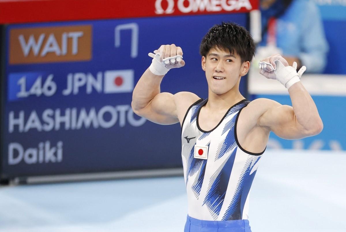 五輪の、しかも決勝の舞台で普段通りの戦いを貫いた橋本に米田氏も驚きを隠せず