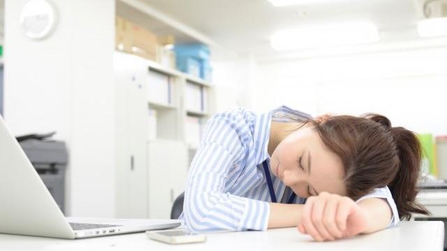 脳の疲労感を減らす方法「1分間の休息、仮眠のススメ」