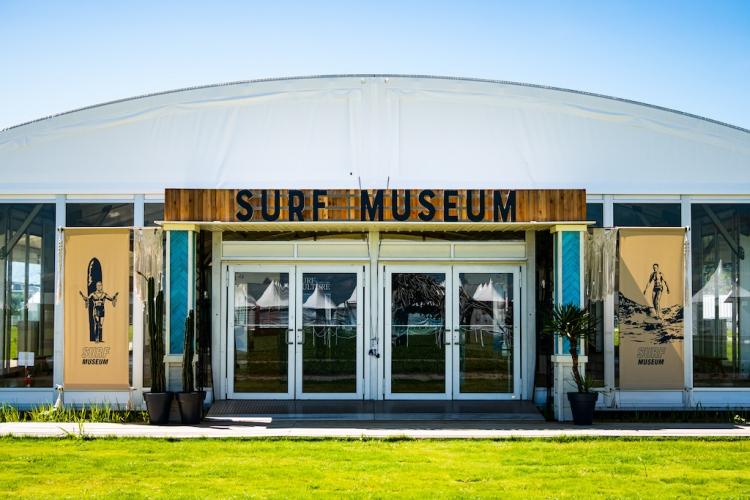 サーフィンの歴史が詰まった「SURF MUSEUM」