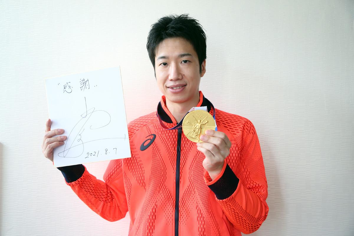 4回目の五輪で卓球界悲願の金メダルに輝いた水谷。一夜明けの会見では、競技から離れる意向を示した、卓球界のレジェンドは、集大成となった東京五輪をどう振り返ったのか