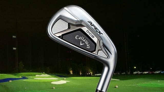 【試打計測】100切りを目指すゴルファーに◎ キャロウェイ「APEX DCB アイアン」