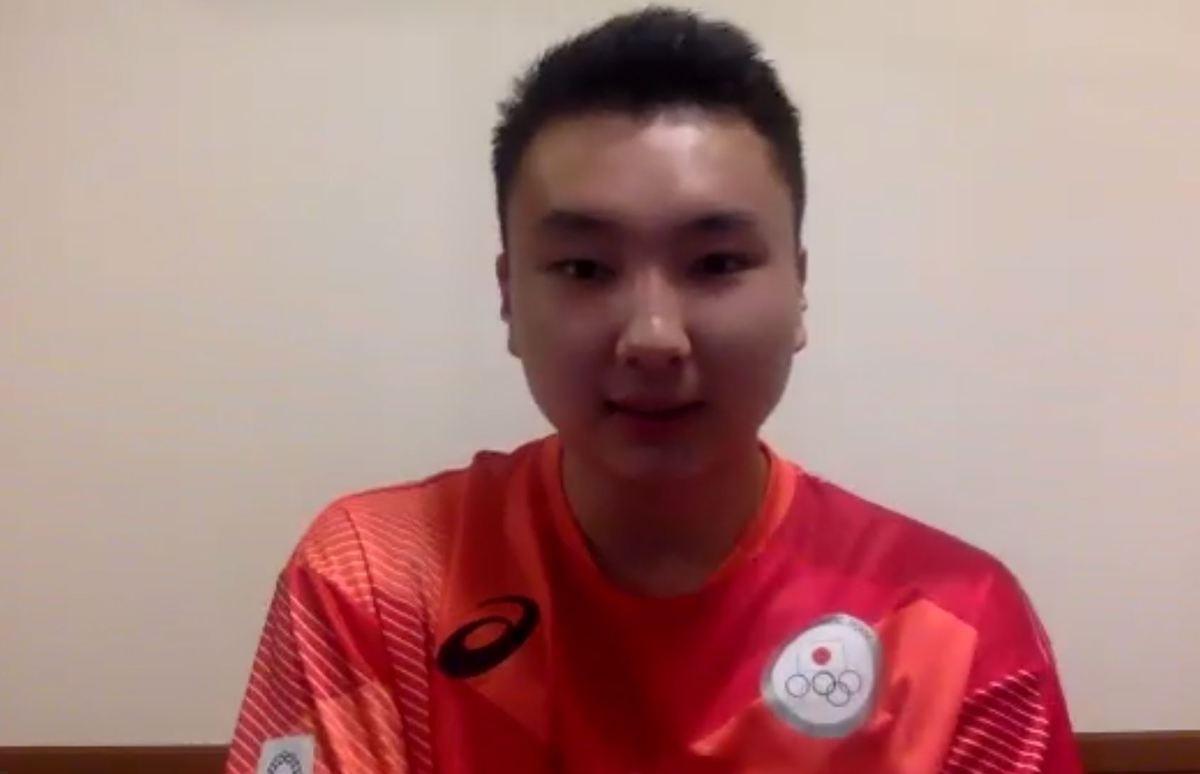 東京五輪新種目のバスケットボール3x3に出場した富永啓生。3人制での五輪初挑戦をどのように感じ、どのような糧にしようと考えているのか。オンラインで話を聞いた