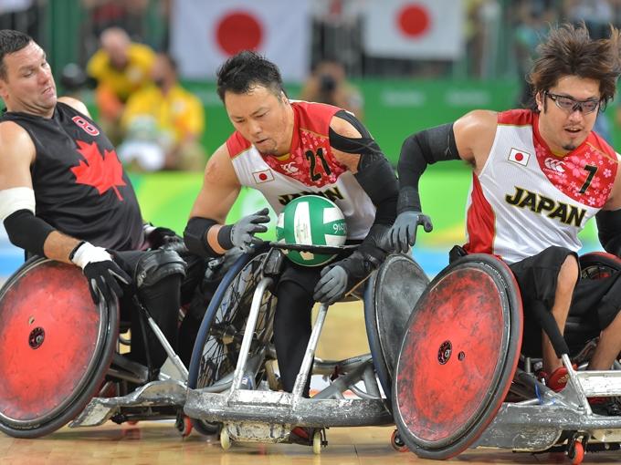 リオパラリンピックでは銅メダル獲得に貢献したキャプテンの池