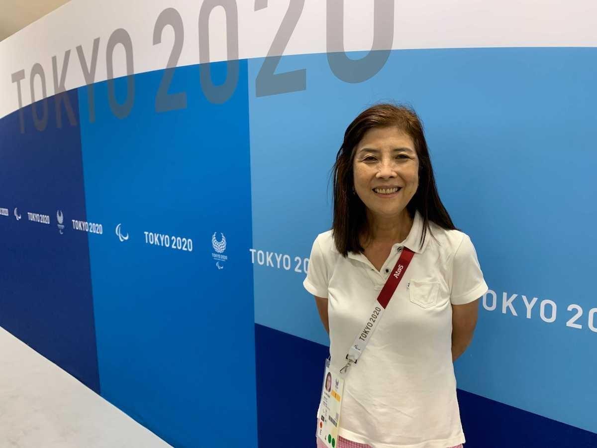パラリンピックの取材に長年携わるスポーツライターの宮崎恵理さん