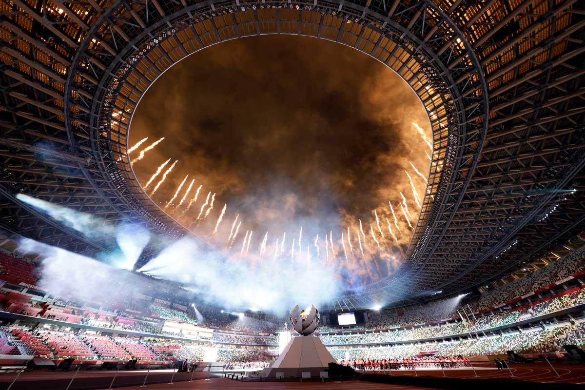 13日間にわたる熱戦に幕。東京パラリンピック閉会式は「Harmonious Cacophony(ハーモニアス カコフォニー)」のコンセプトのもと進んだ