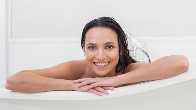むくみ解消には半身浴がおススメ!気になる消費カロリーとは