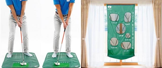 【ゴルフ】「自宅」でできるアプローチ練習