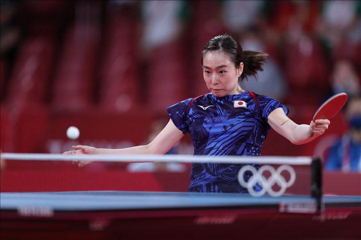 卓球・卓球女子シングルスの結果 - 東京オリンピック・パラリンピック特集 - Yahoo! JAPAN