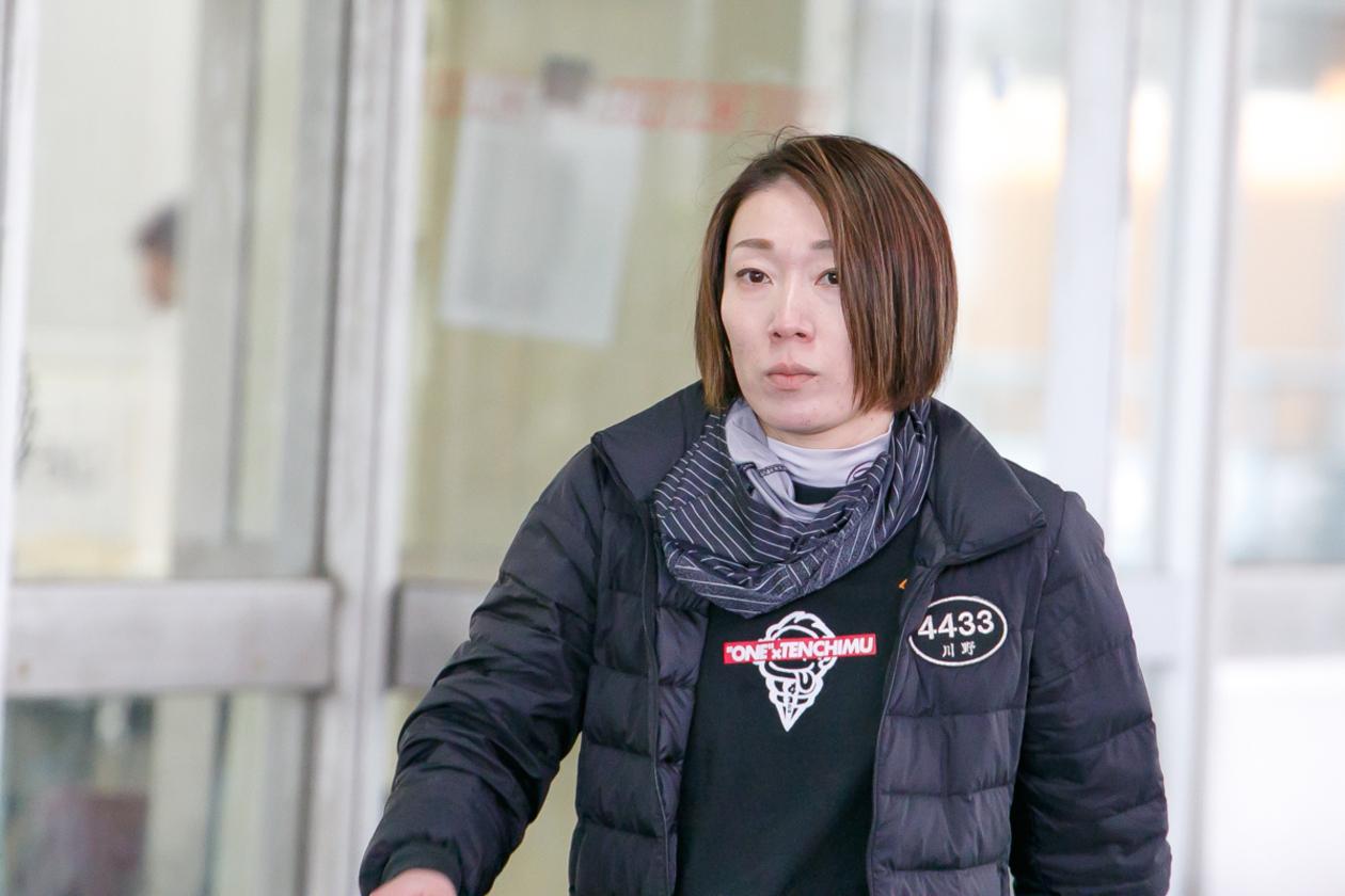 04/15-04/20多摩川ヴィーナスシリーズ第2戦出場 川野芽唯選手!
